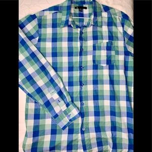 Volcom Men's Plaid Shirt